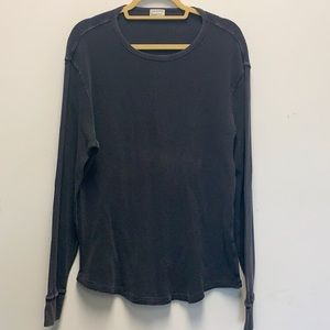 Club Monaco long sleeve cotton shirt